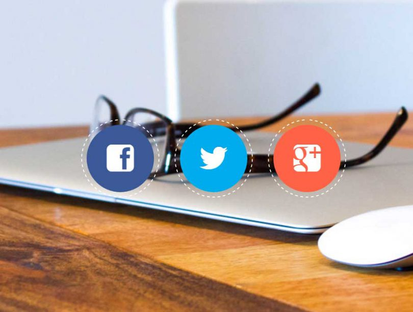 10+ Cool CSS3 Hover Effects Social Icons - csshint - A designer hub
