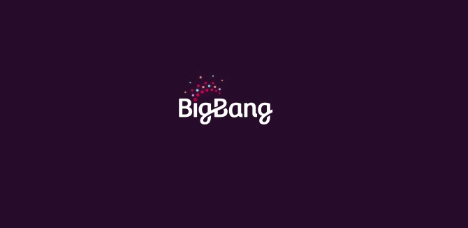 Big Bang Logo Design