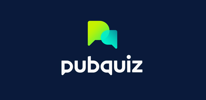Pubquiz Logo Design by Paulius Kairevicius in Logo Design