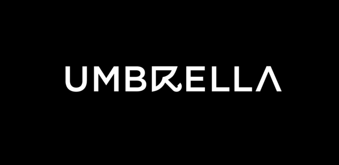 Umbrella | Wordmark by Jabir j3
